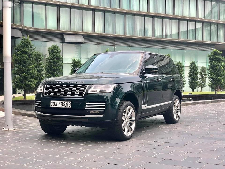 Range Rover HSE 2015
