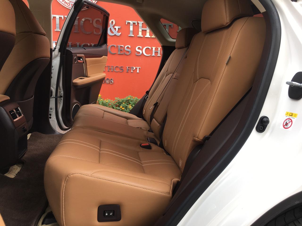 Lexus RX350 2017 trắng