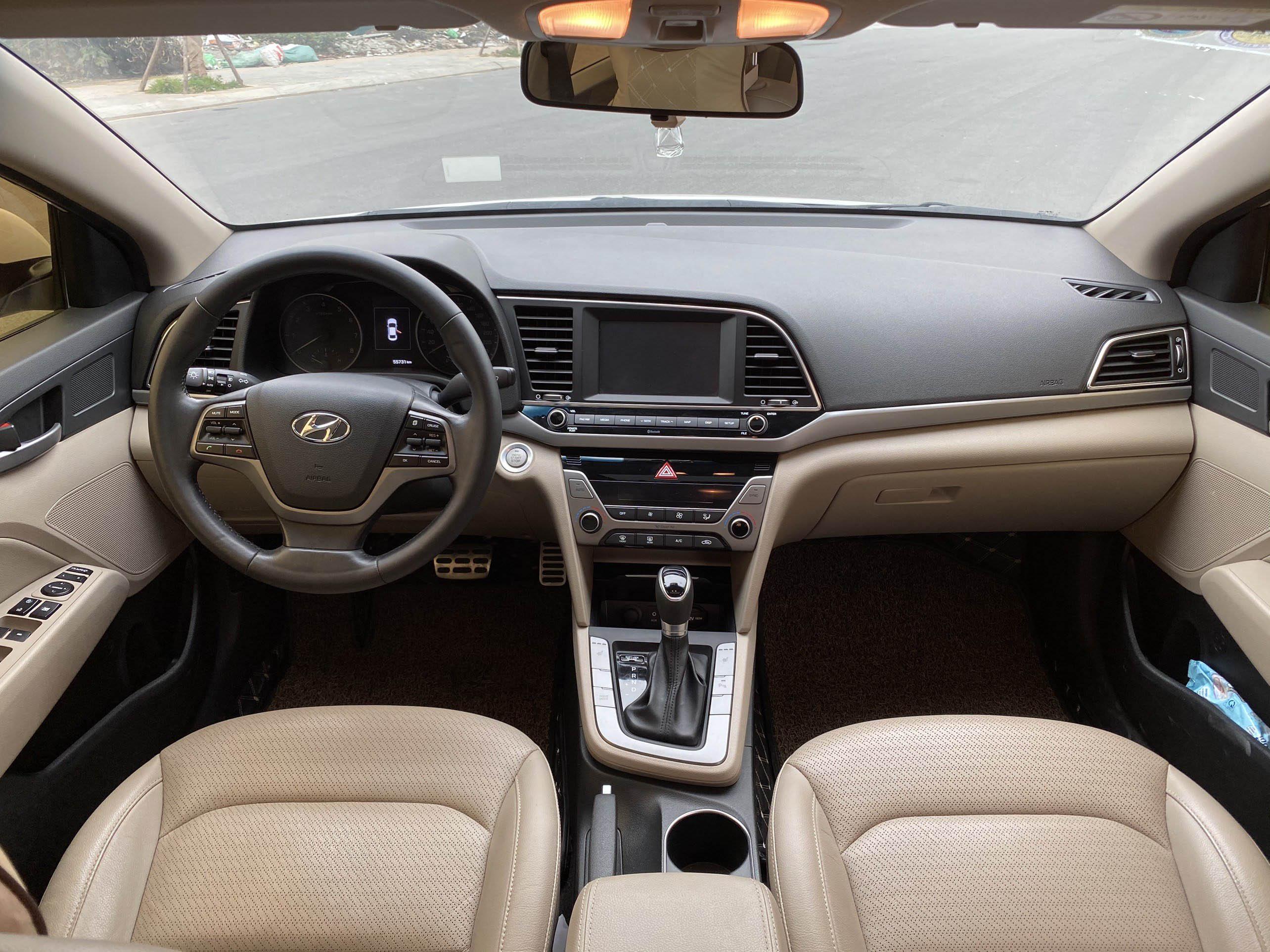 Hyundai Elantra 2.0 GLS 2018