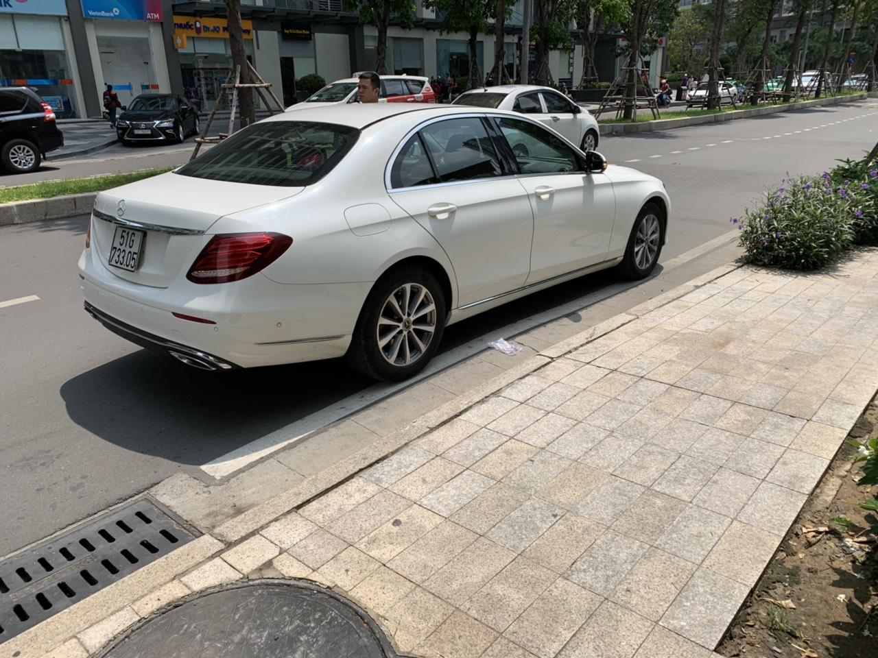 Mercedes Benz E200 2018