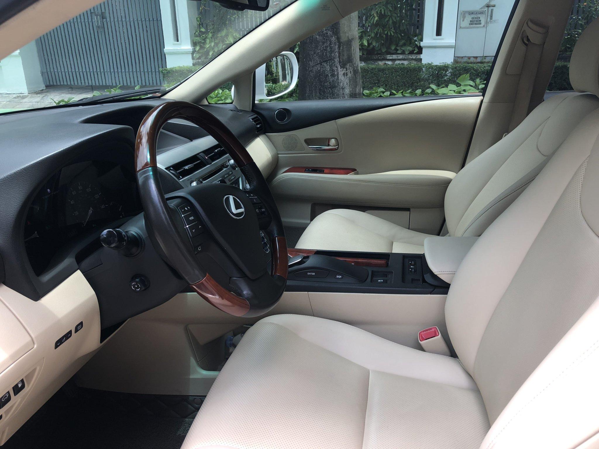 Lexus RX450h 2010