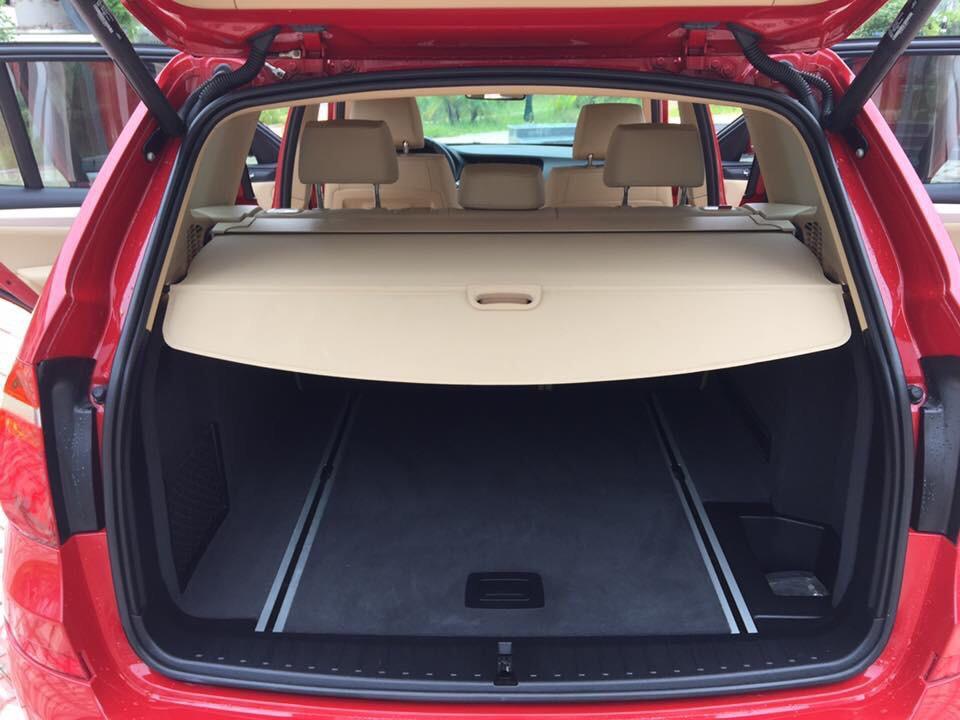 BMW X3 2016 màu ĐỎ