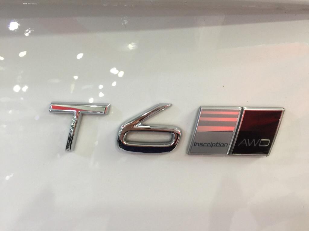 VOLVO XC90 T6 Incripsion 2017