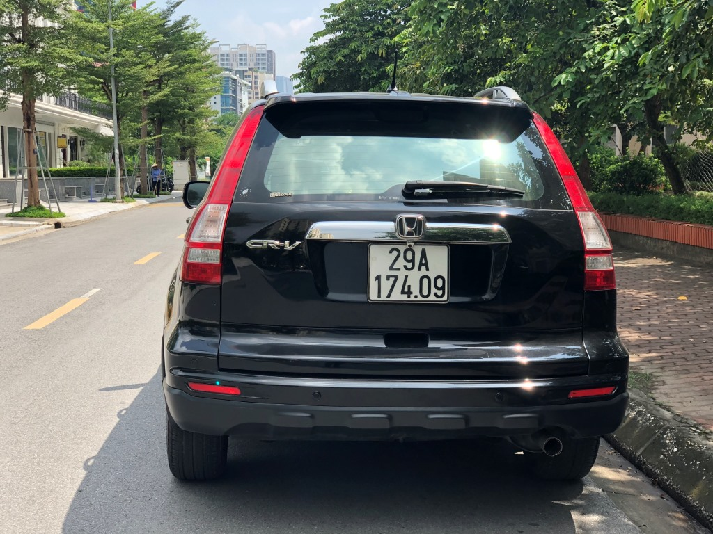 Honda CRV 2011 đen