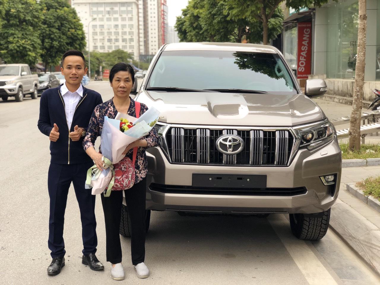 Toyota Land Prado VX 2018 30E-988.xx