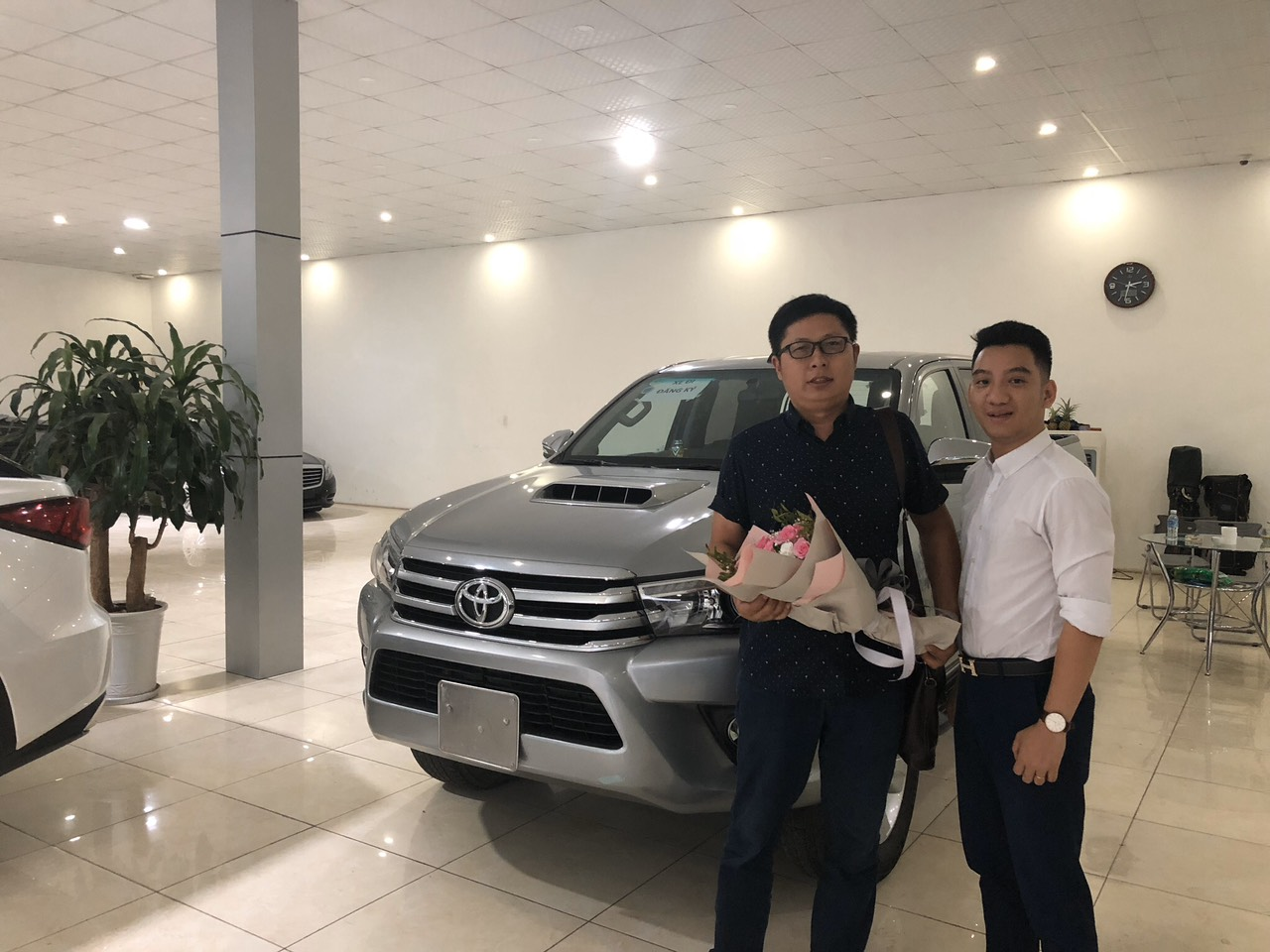 Toyota Hilux Q 2016 29LD-145-xx