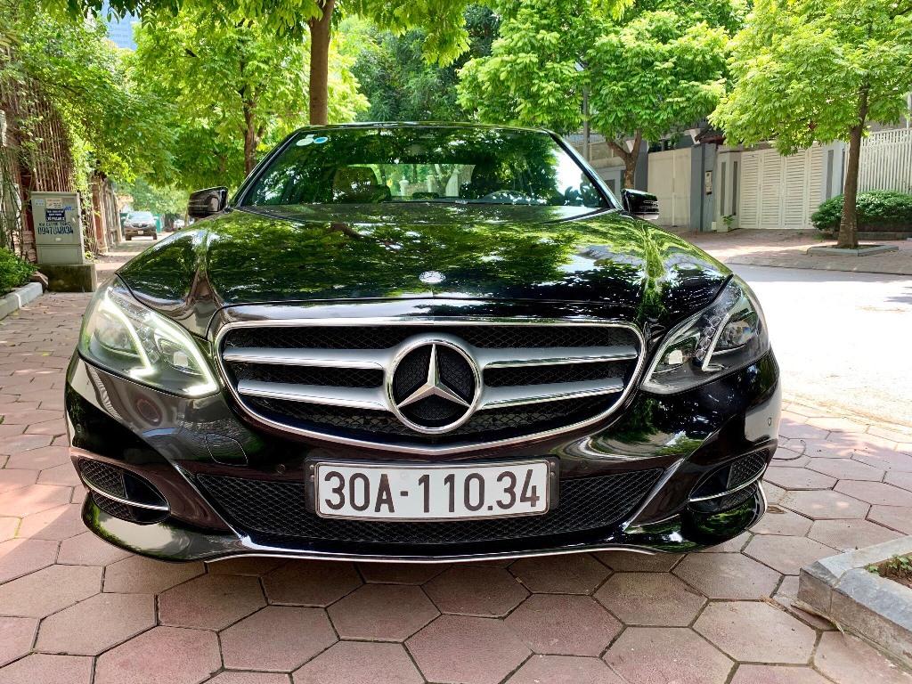Mercedes Benz E250 2014