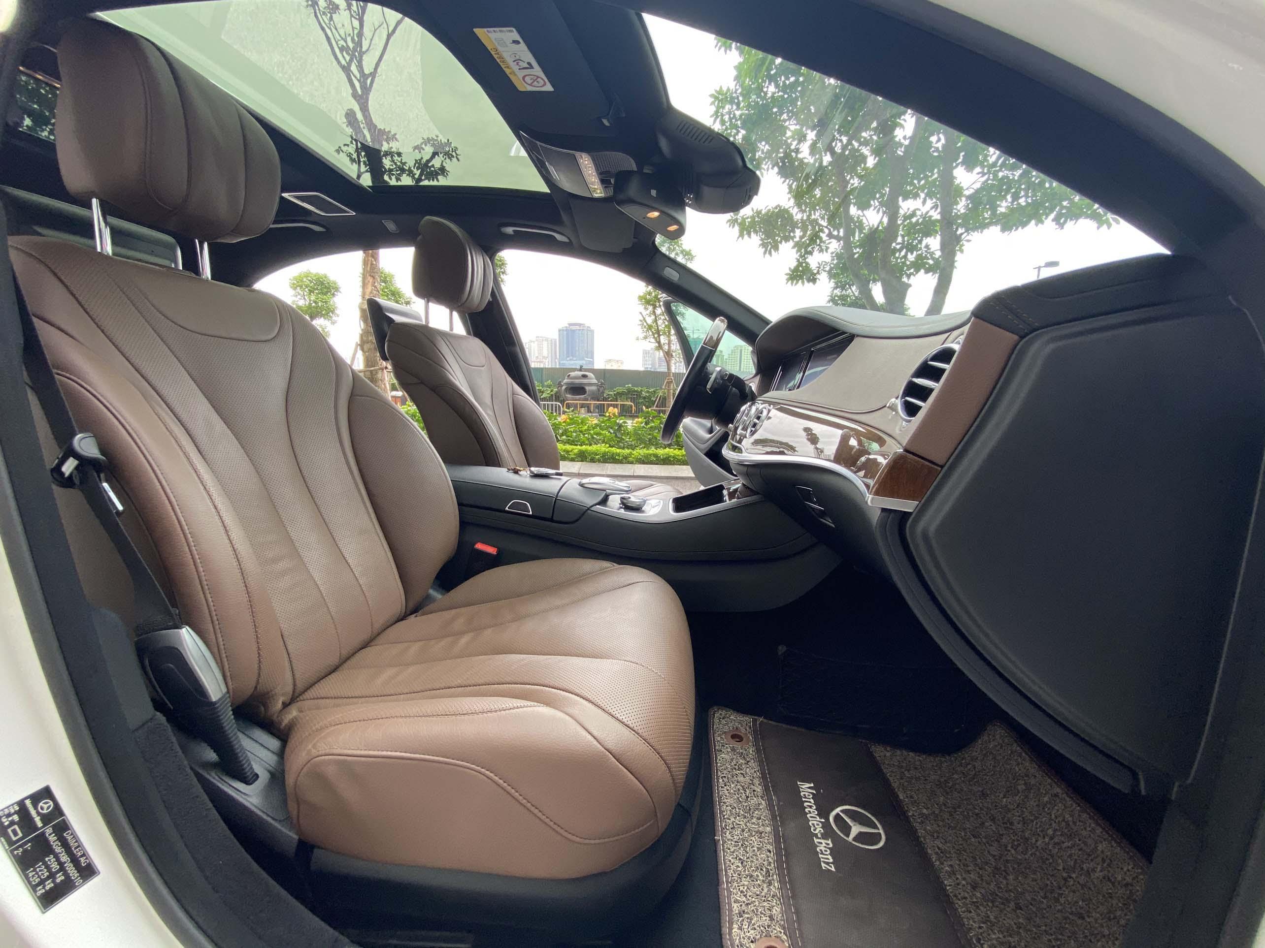 Mercedes S400 sx 2015