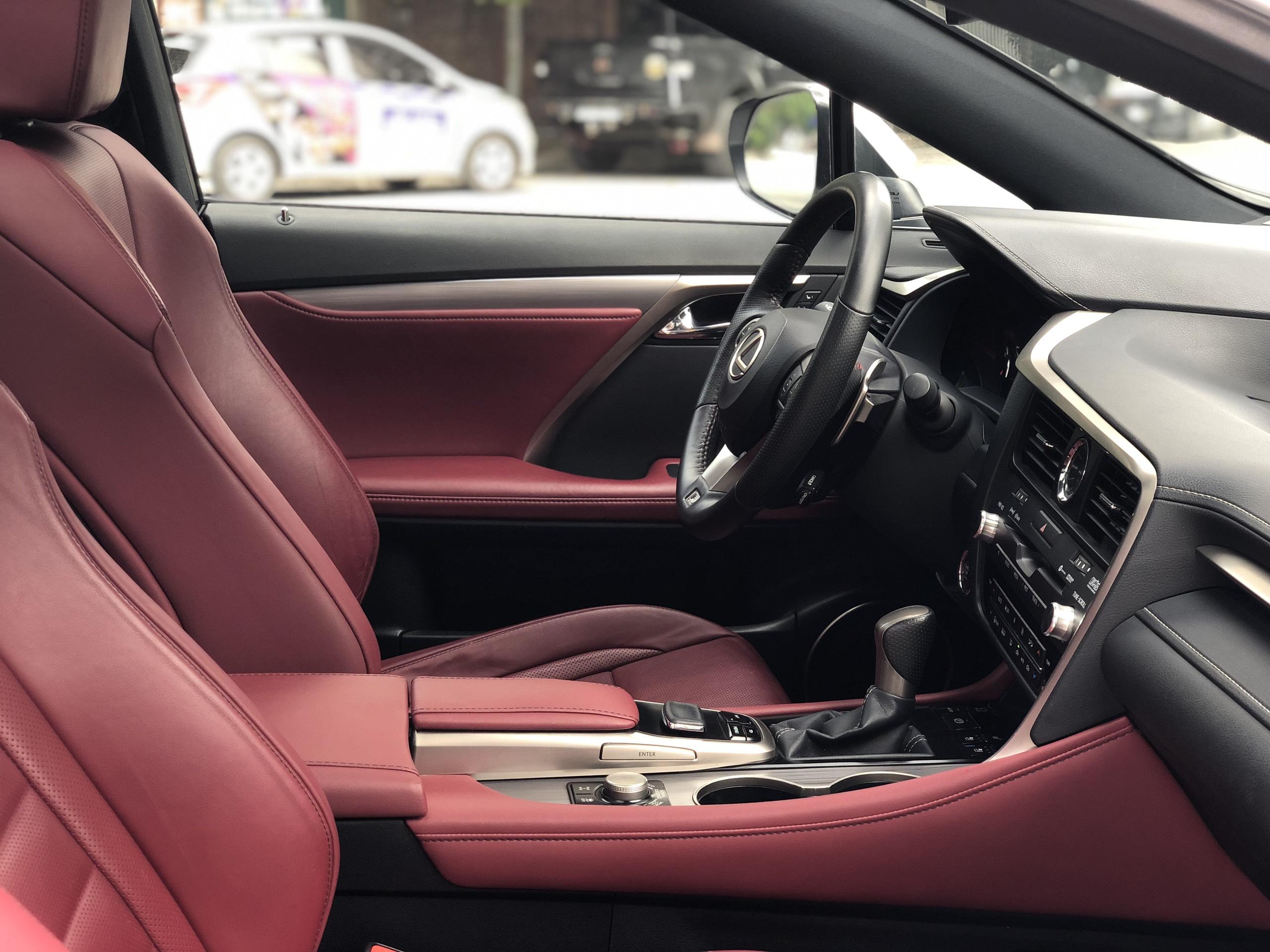 Lexus RX350 F-Sport 2016