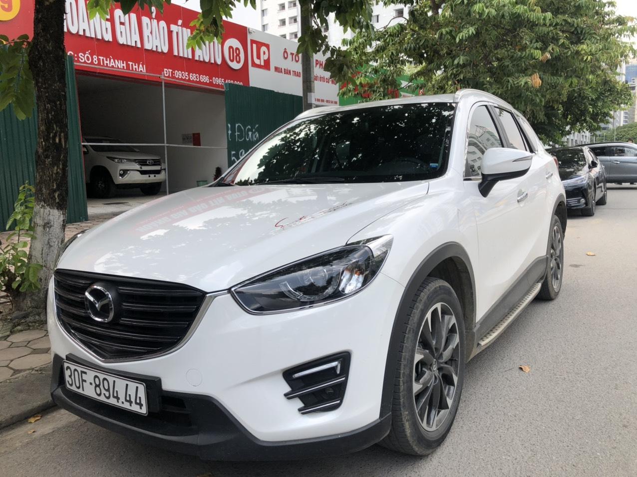 Mazda CX5 2017 2.5 2WD