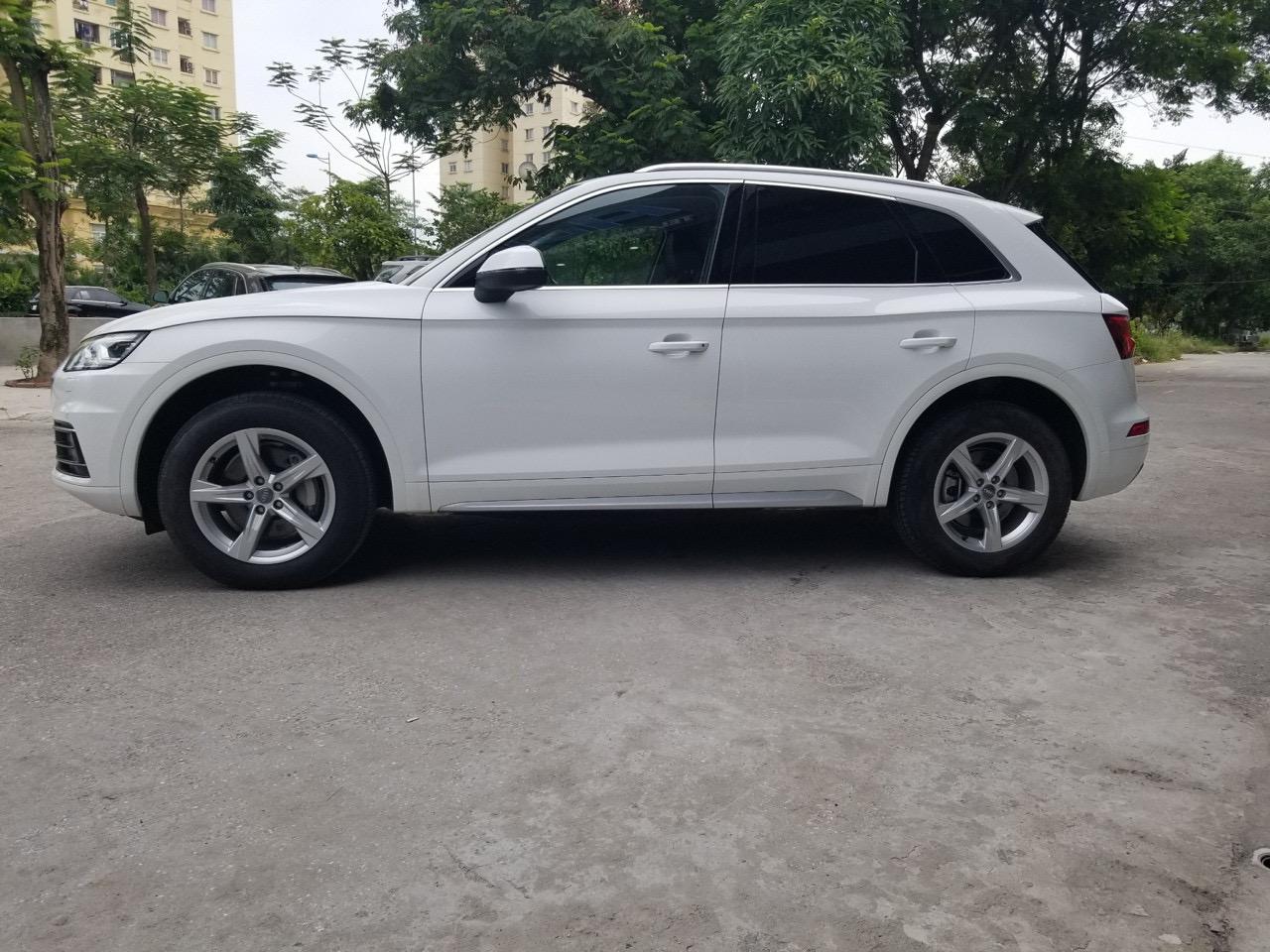 Audi Q5 2017 trắng