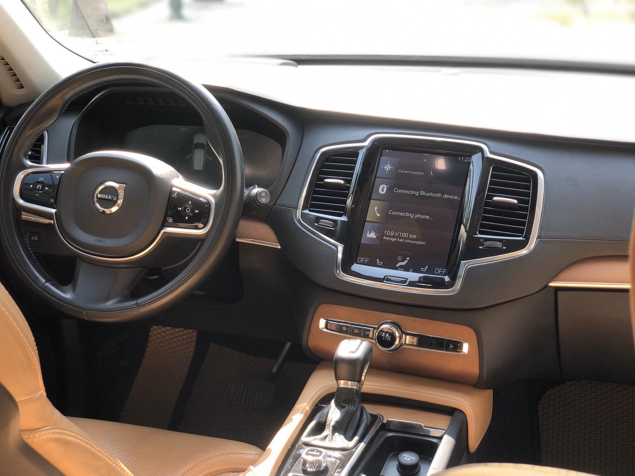 Volvo XC90 Incription 2015 nhập Mỹ