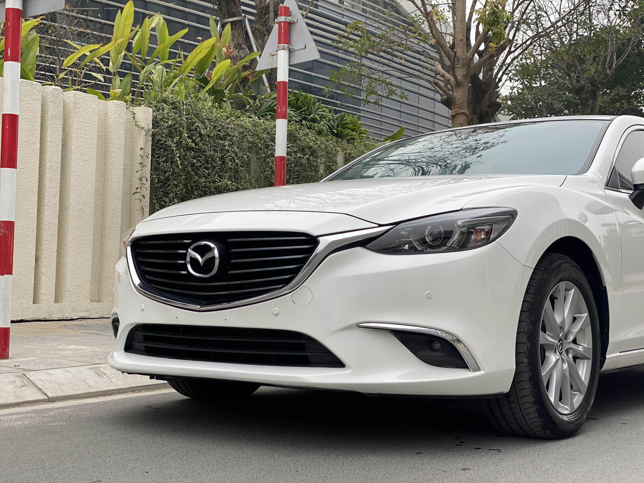 Mazda 6 2.0 bản Luxury Sx 2019