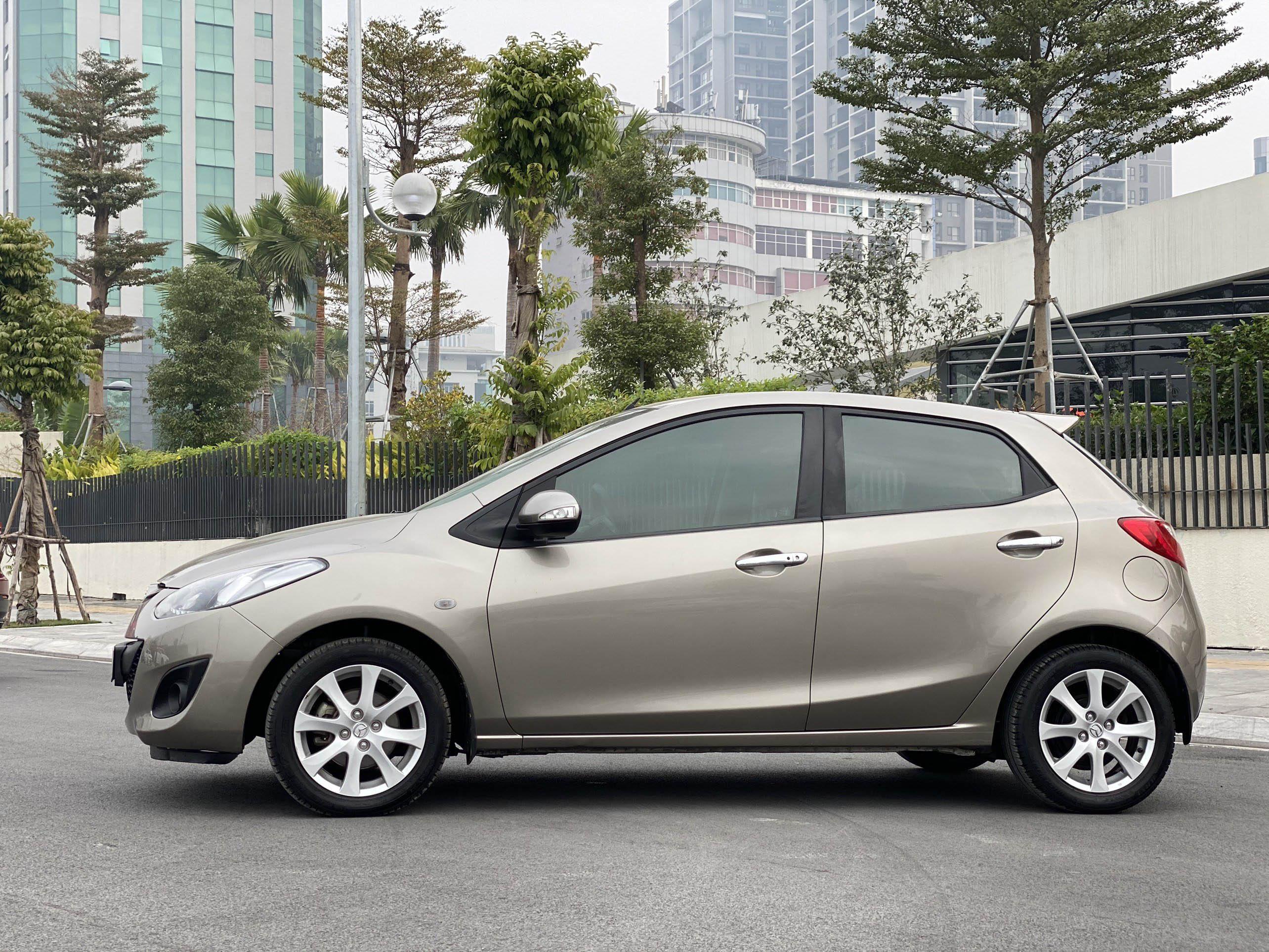 Mazda 2 1.5 AT Sx 2015