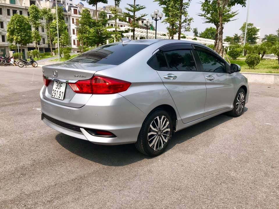Honda City 1.5 Top 2017