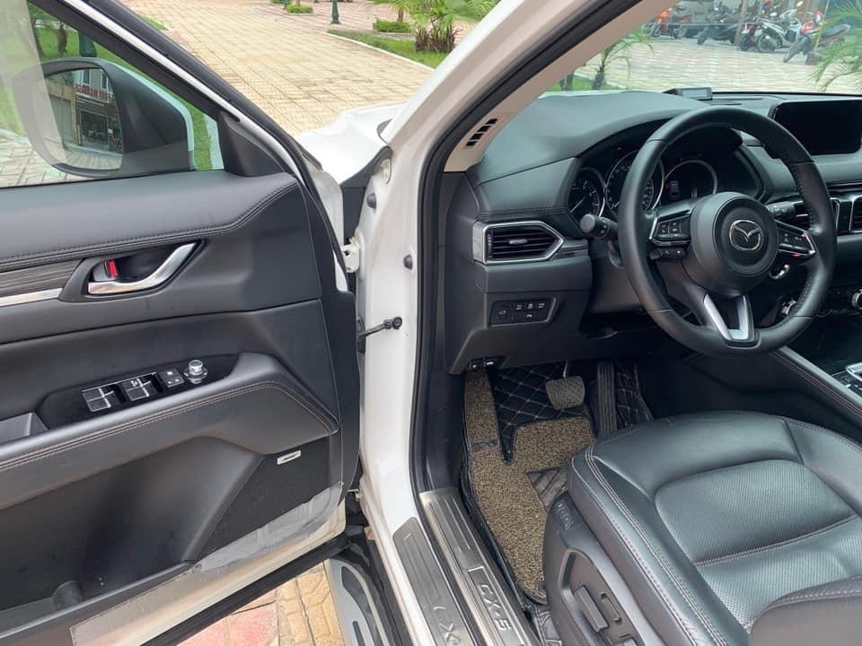 Mazda CX5 2.5 2018 trắng