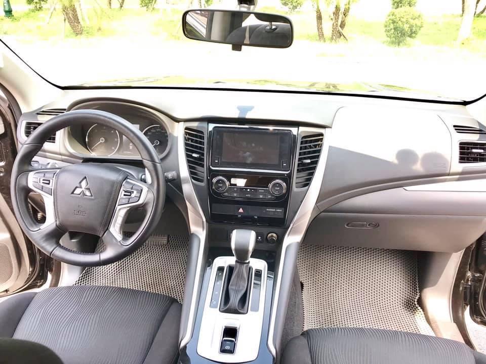 Mitsubishi Pajero Sport 2.4D máy dầu 2018