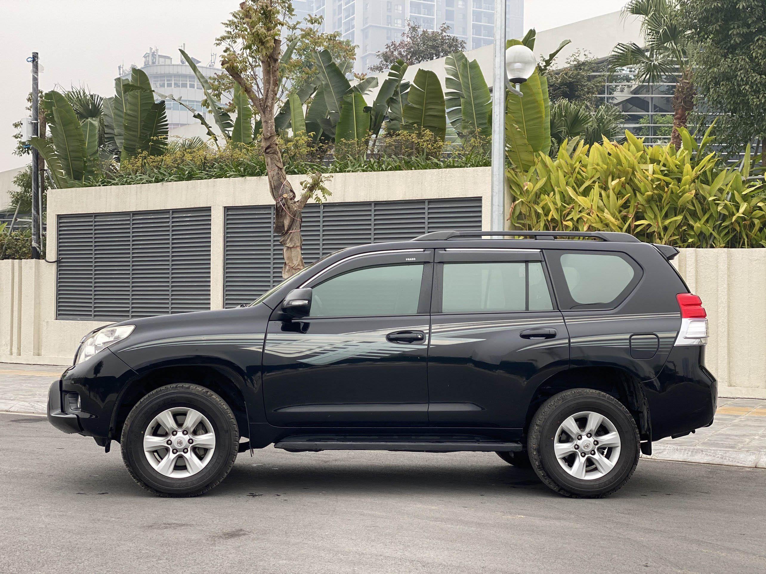 Toyota Prado Sx 2010