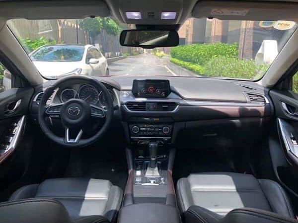 Mazda 6 2.0 Premium 2018 đỏ