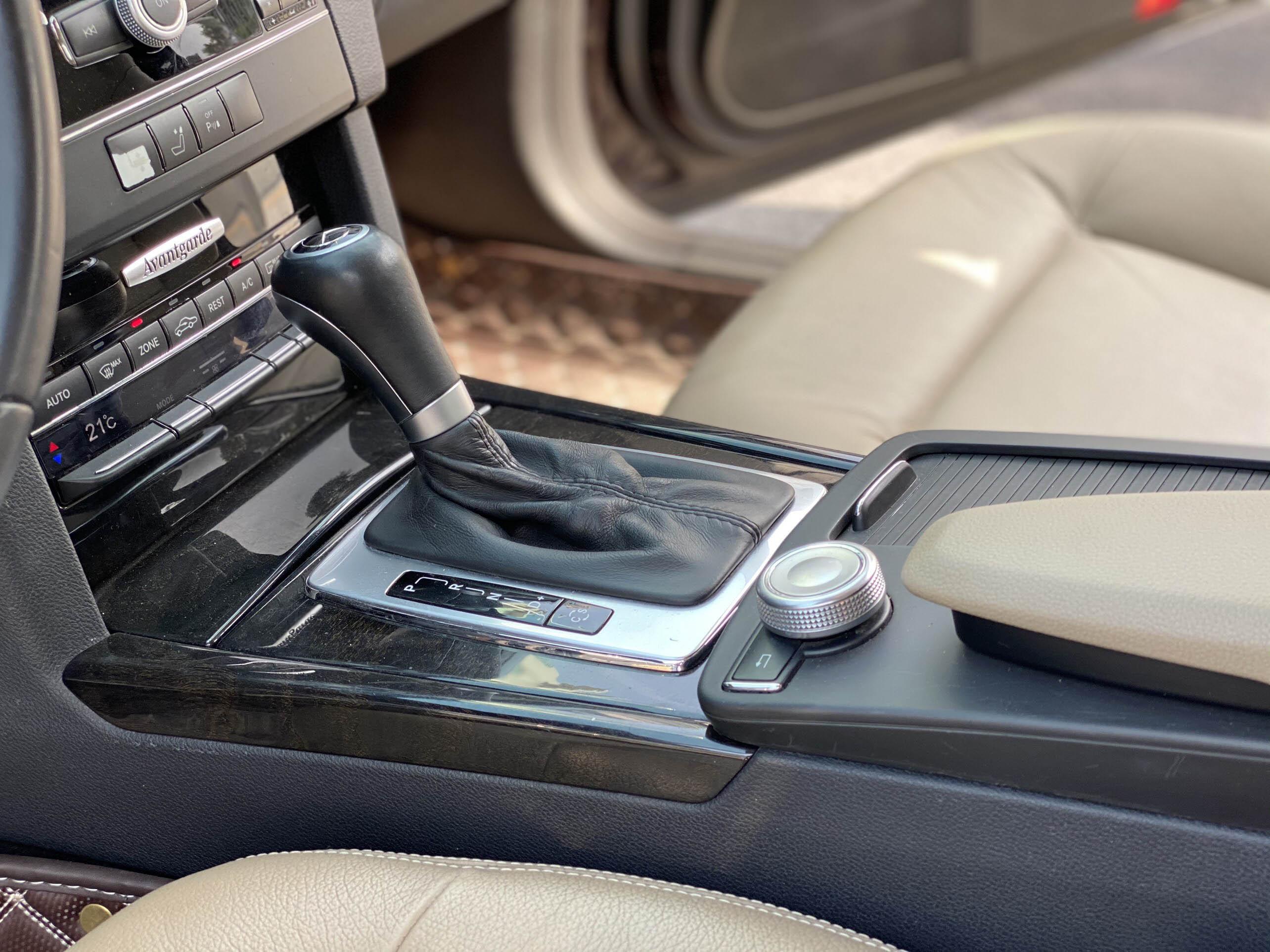 Mercedes E250 Sản Xuất 2010