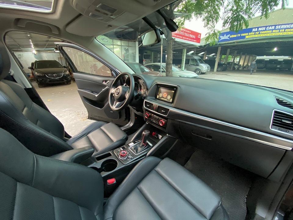 Mazda CX5 2.0 2016 đen