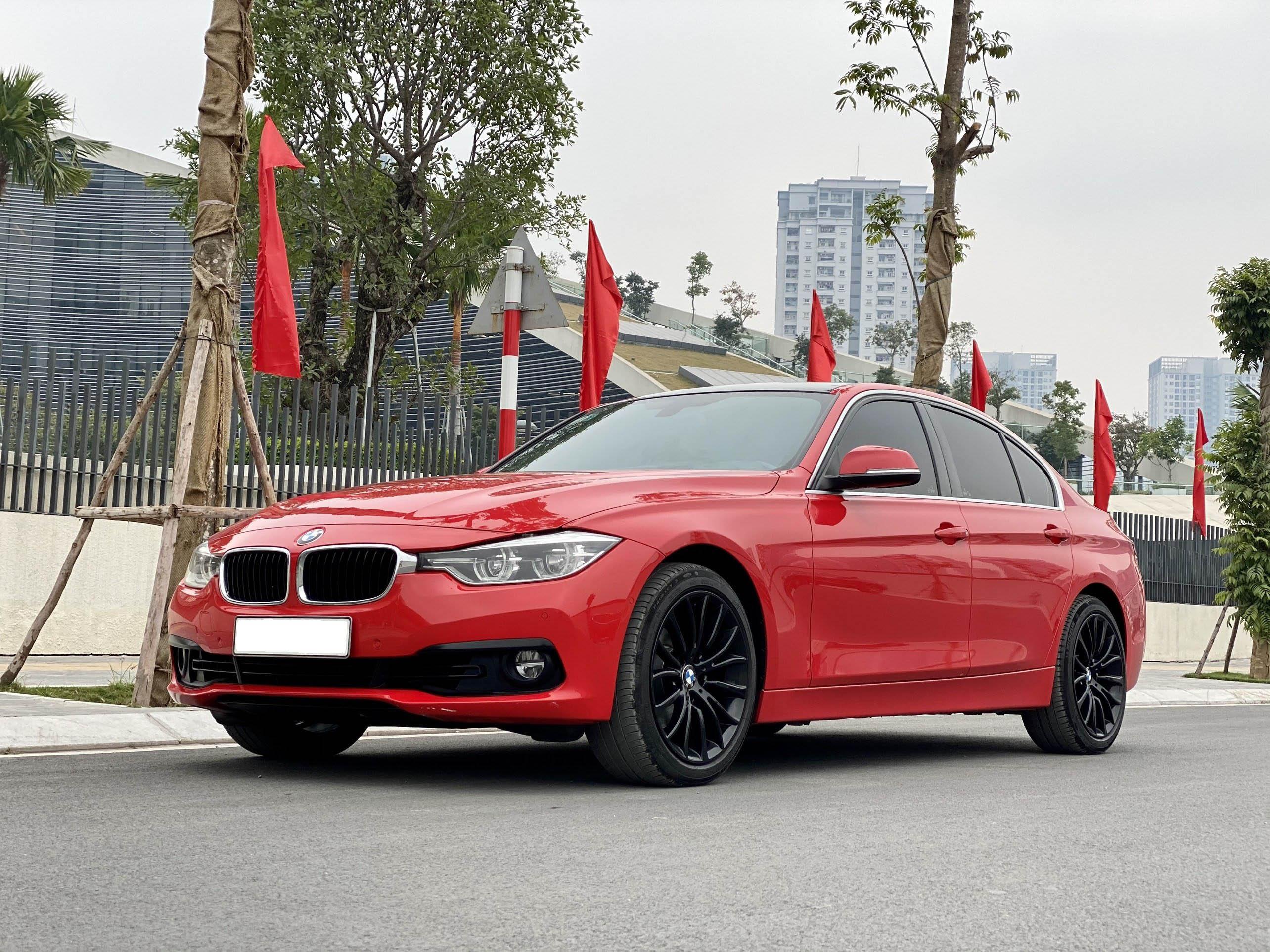 BMW 320i Sx 2017