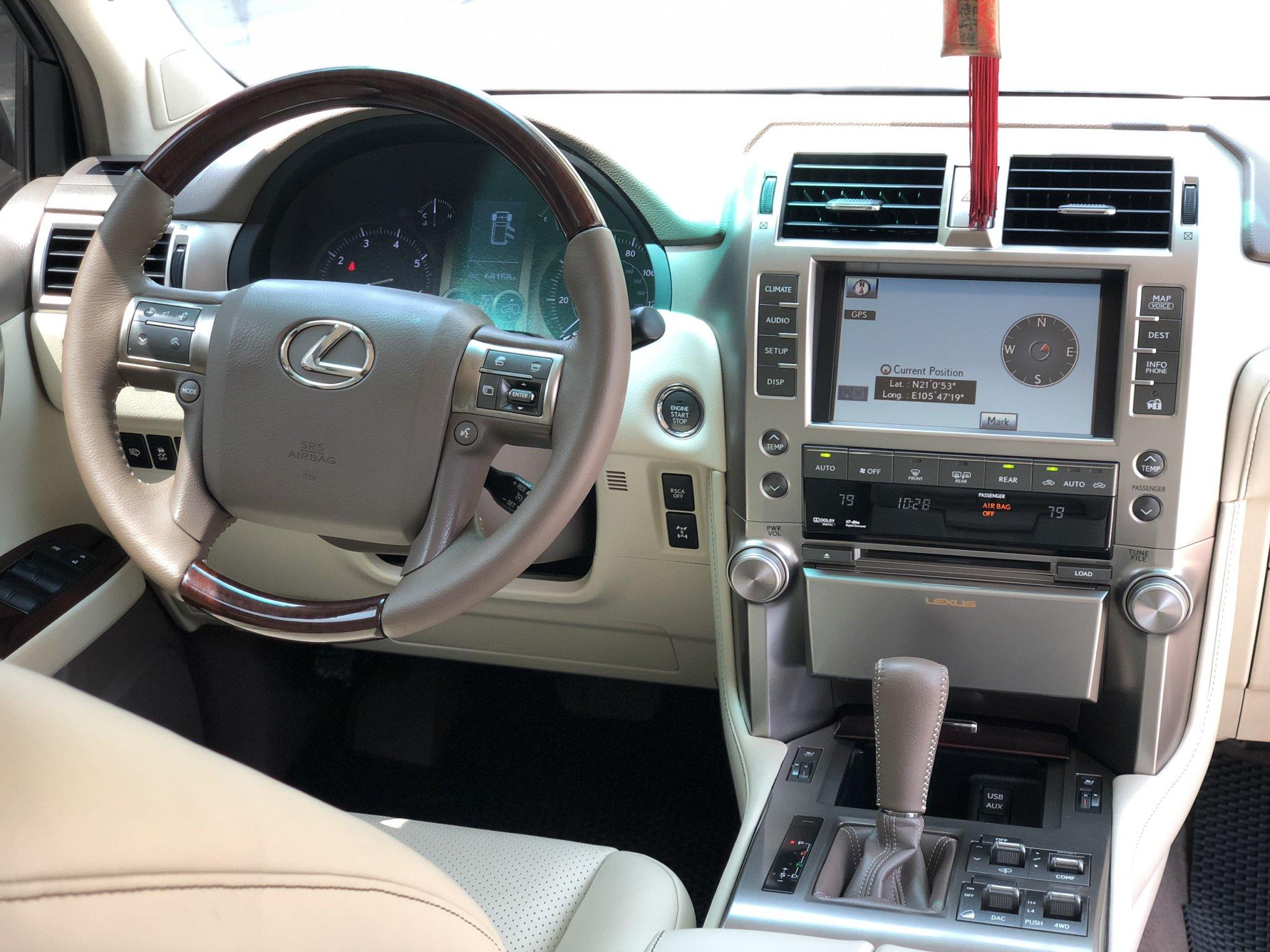 Lexus GX460 2011