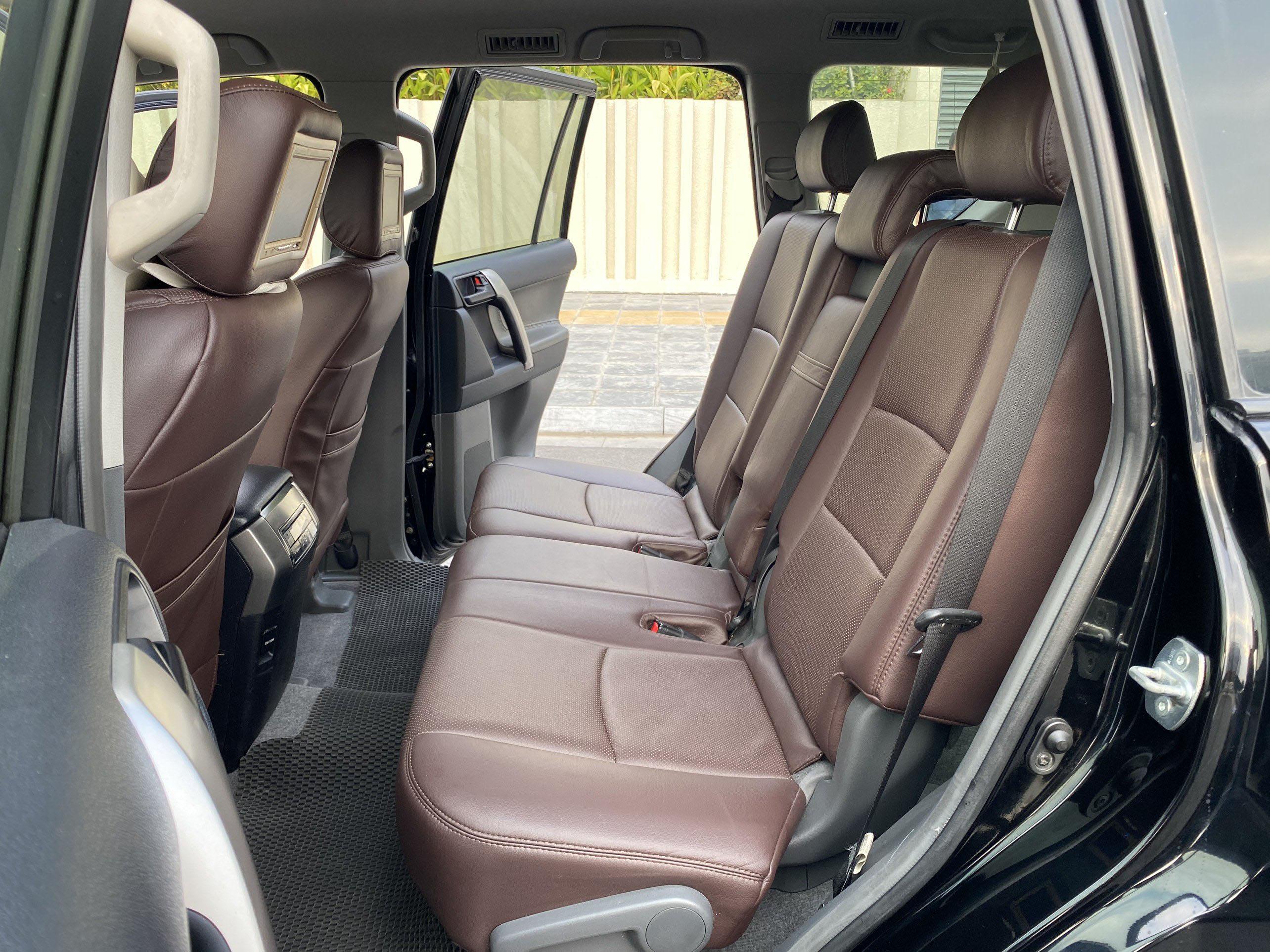 Toyota Prado TXL Sản Xuất 2010