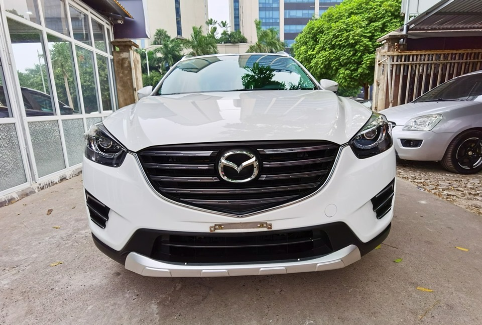 Mazda CX5 2.5 2016