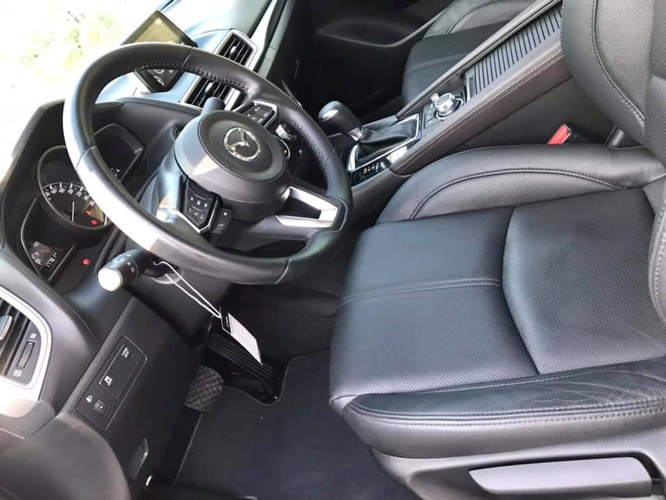 Mazda 3 Face lift 2017