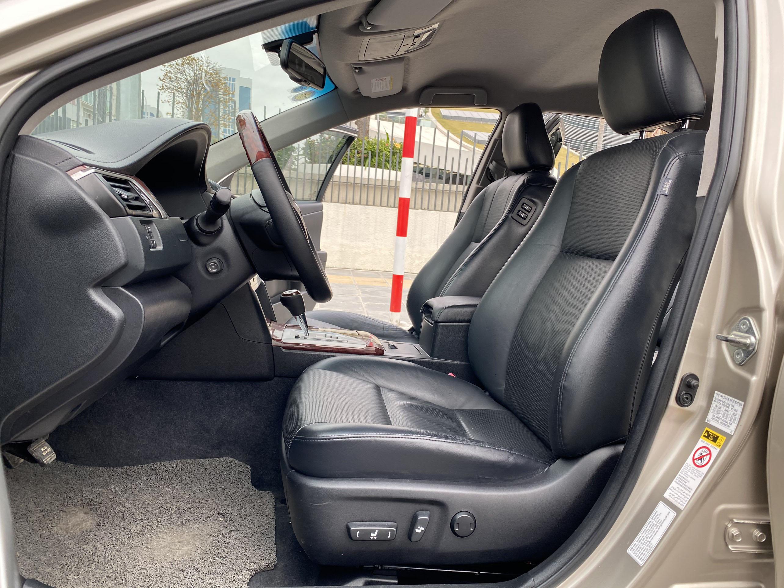 Toyota Camry 2.5Q Sx 2013