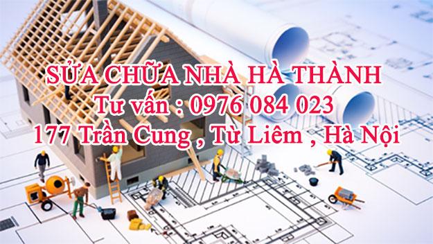 Sửa nhà giá rẻ tại Bắc Từ Liêm , Hà Nội