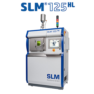 Metal 3D printer SLM 125