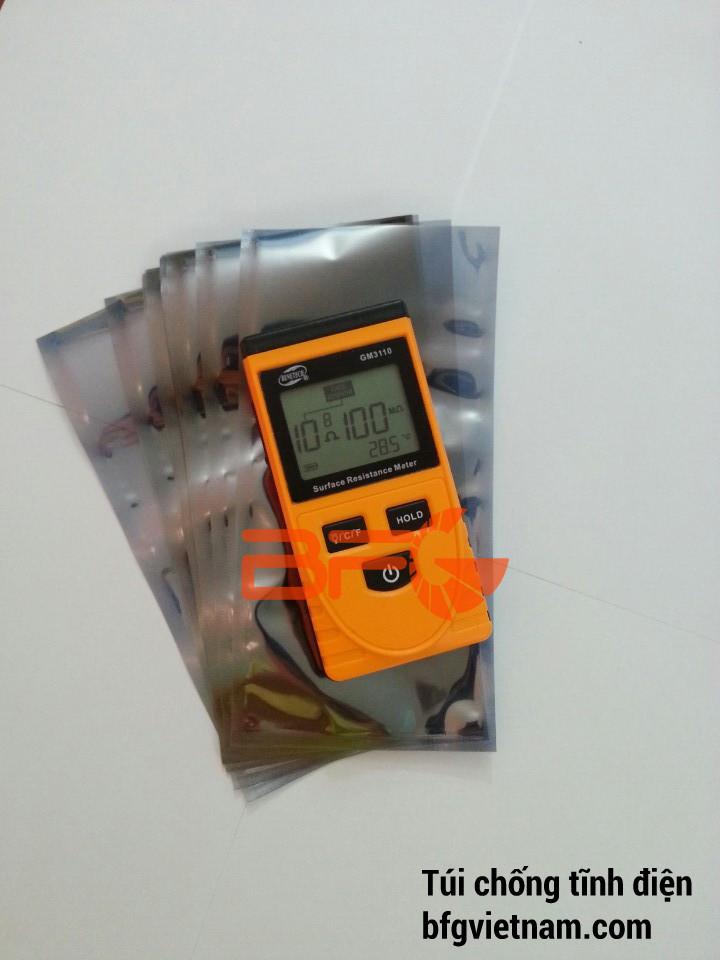 Kết quả hình ảnh cho túi chống tĩnh điện BFG