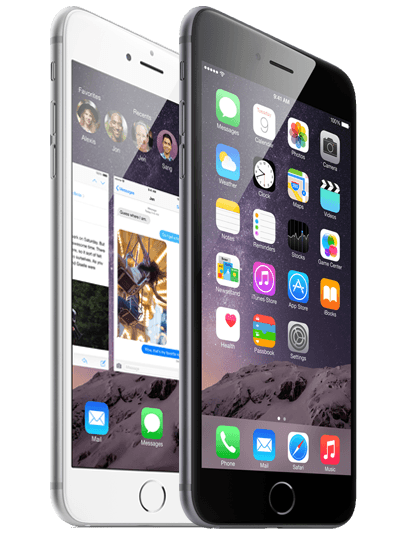 iPhone 6 Plus - 128GB Grey