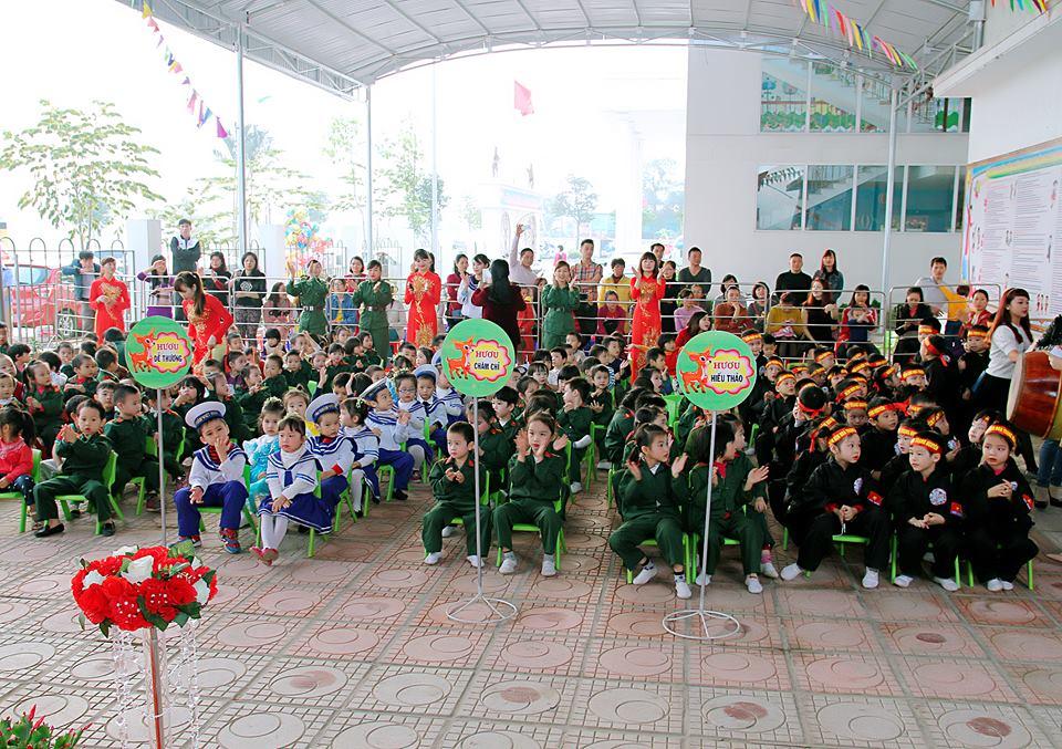 Cuộc thi chúng em là chiến sĩ kỉ niệm ngày thành lập quân đội nhân dân Việt Nam 22 -12