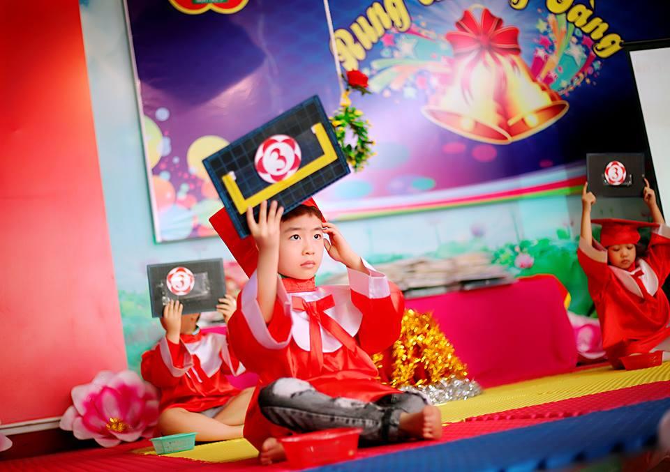 Game show RUNG CHUÔNG VÀNG_MN Quốc tế Hoa Trạng Nguyên_05/04/2018