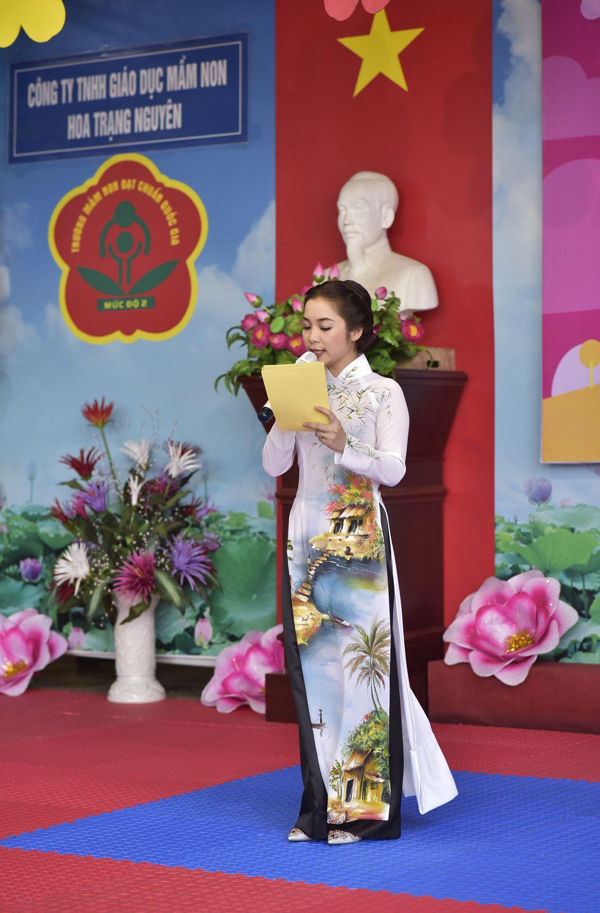 Ngày lễ khai giảng 2017 ( phần 1 )