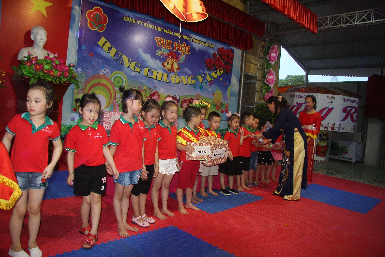 Hình ảnh game show Rung Chuông Vàng ngày 18/5/2018