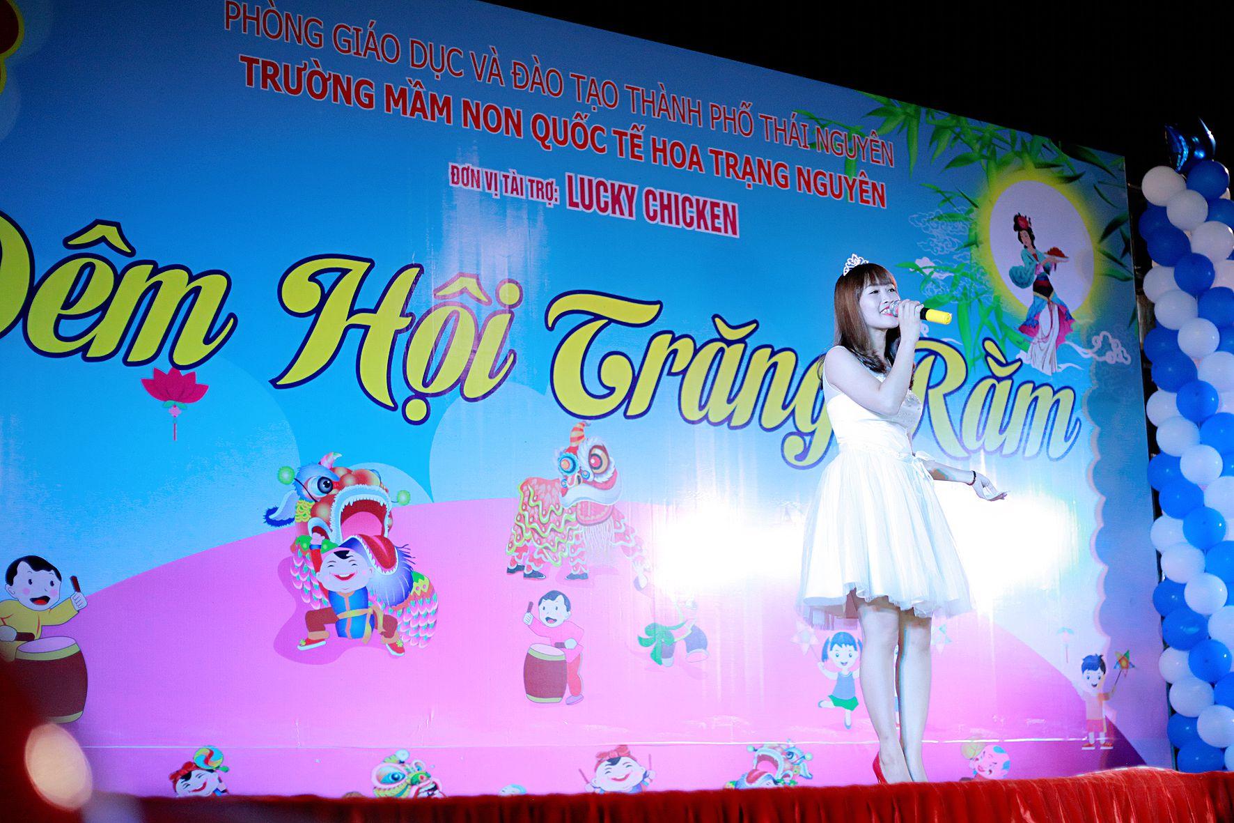 Album đêm hội Trung thu mầm non Hoa Trạng Nguyên ( phần 1 )