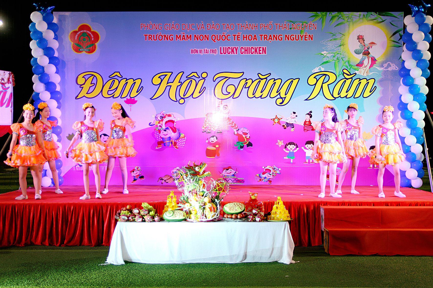 Album đêm hội Trung thu mầm non Hoa Trạng Nguyên ( phần 2 )