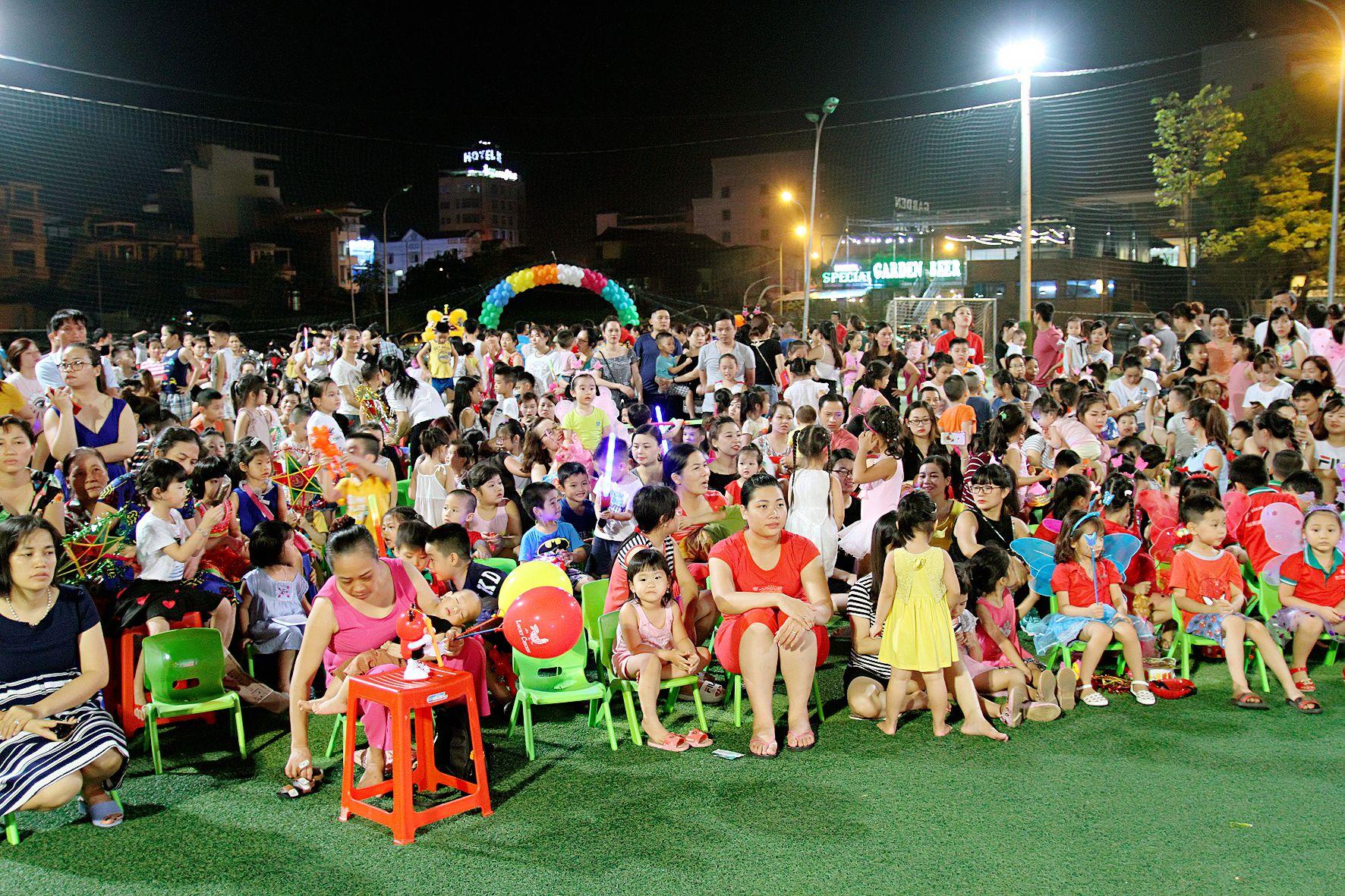 Album đêm hội Trung thu mầm non Hoa Trạng Nguyên ( phần 3 )