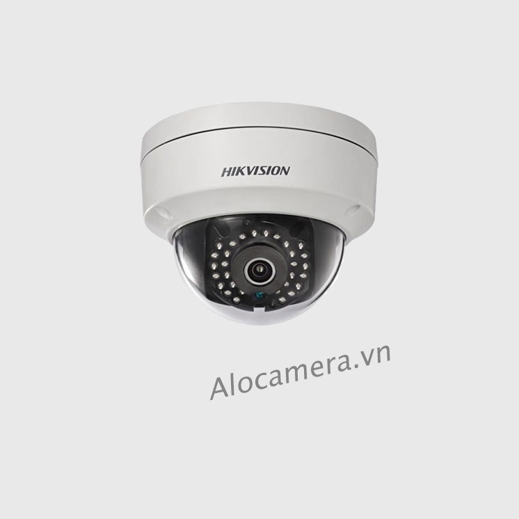 Camera Hikvision DS-2CD2121G0-IW IP bán cầu hồng ngoại 30m 2MP