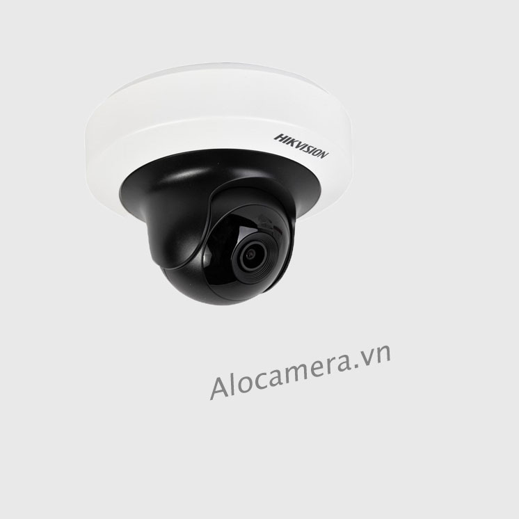 Camera Hikvision DS-2CD2F42FWD-IWS IP Wifi hồng ngoại 10m 4MP