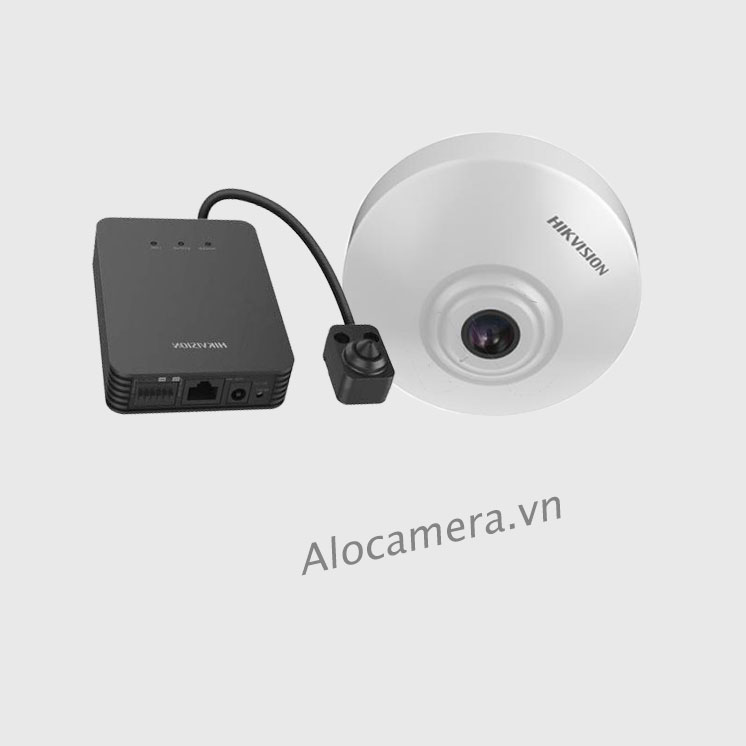 Camera Hikvision DS-2CD6412FWD/C IP thông minh 1MP