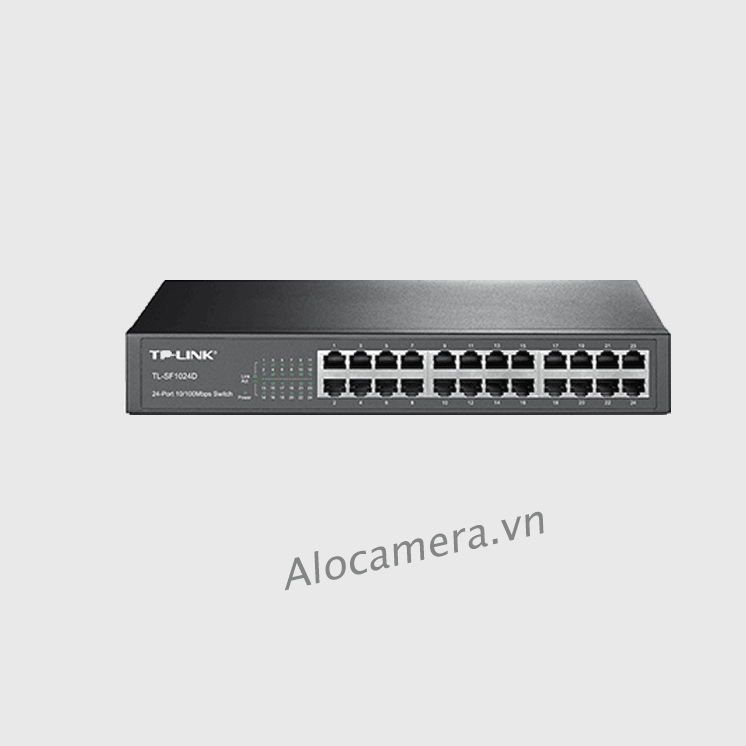 Switch mạng TP Link 24-port 10/100M Switch TL-SF1024D