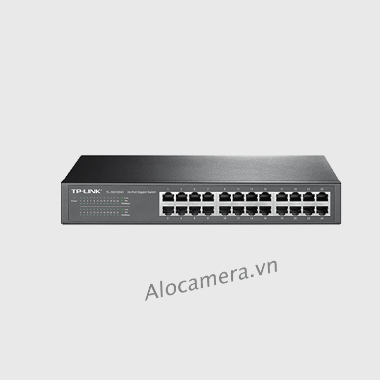 Switch mạng TP Link 24-port Gigabit TL-SG1024D