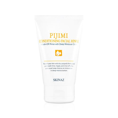 Kem rữa mặt dưỡng da cộng nghệ mới Pijimi Conditioning Facial Rine Skinaz Hàn Quốc - siêu mịn, giảm khô, giảm dầu, tạo lớp màng bảo vệ da cả ngày - 100ml
