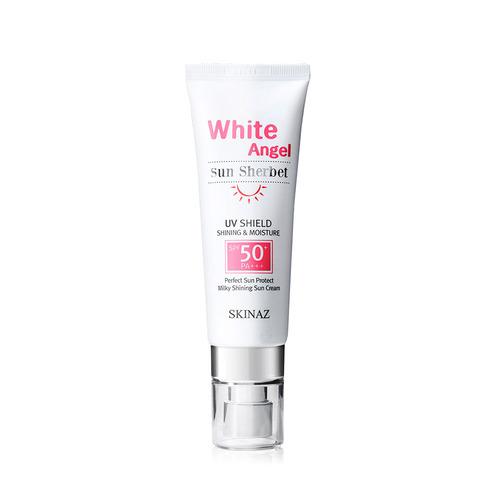 Kem chống nắng cao cấp White Angel Sun Sherbet Skinaz Hàn Quốc chính hãng - SPF 50 +, PA +++