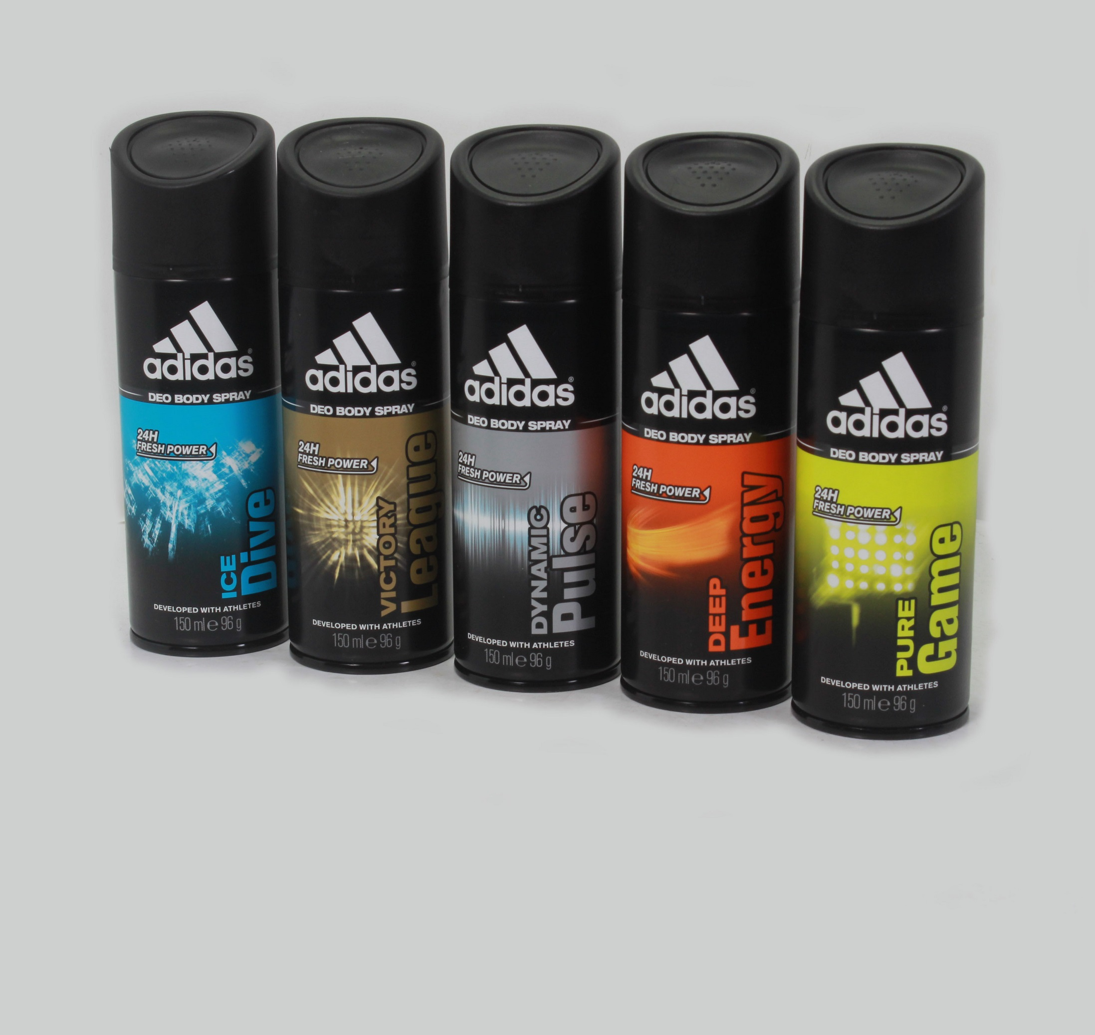 Xịt Khử Mùi Toàn Thân Adidas Nam Boday Spray 150ml